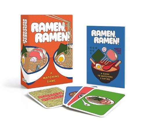 Ramen, Ramen!: A Memory Game