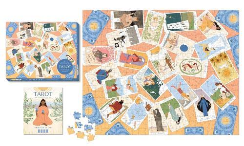 Tarot 500-Piece Puzzle