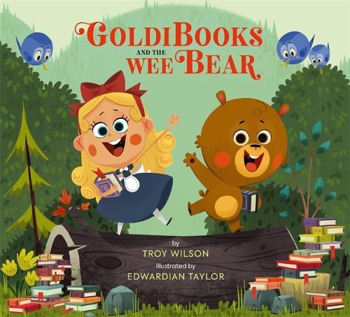 Goldibooks and the Wee Bear (Hardback)