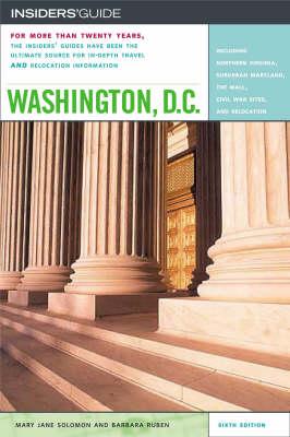 Washington D.C. - Insiders' Guide S. (Paperback)
