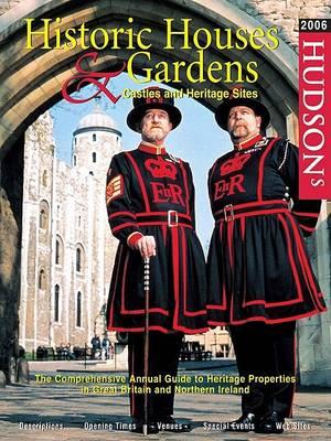 Hudson's Historic Houses & Gardens: Castles and Heritage Sites - Hudson's Historic Houses & Gardens (Paperback)