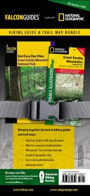 Best Easy Day Hiking Guide and Trail Map Bundle: Great Smoky Mountains National Park - Best Easy Day Hikes Series