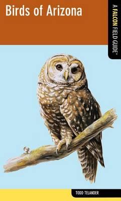 Birds of Arizona - Falcon Field Guide Series (Paperback)