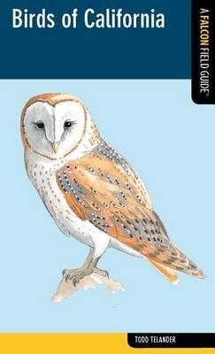 Birds of California - Falcon Field Guide Series (Paperback)