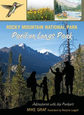 Rocky Mountain National Park: Peril on Longs Peak - Adventures with the Parkers 8 (Paperback)