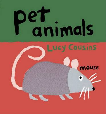 Pet Animals (Board book)