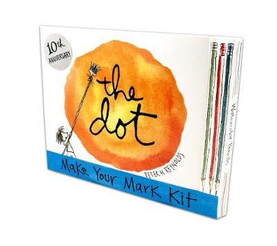 The Dot: Make Your Mark Kit (Hardback)