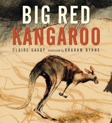 Big Red Kangaroo - Nature Storybooks (Hardback)