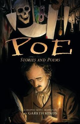 Poe: Stories and Poems: A Graphic Novel Adaptation by Gareth Hinds (Paperback)
