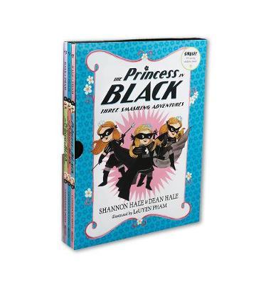 The Princess in Black: Three Smashing Adventures (Paperback)