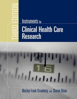Instruments for Clinical Health-care Research (Paperback)