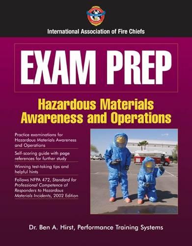 Exam Prep: Hazardous Materials Awareness and Operations - Exam Prep (Paperback)