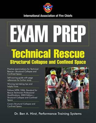 Exam Prep: Rescue Specialist-Confined Space Rescue, Structural Collapse Rescue, And Trench Rescue (Paperback)