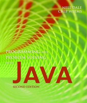 Programming And Problem Solving With Java (Paperback)