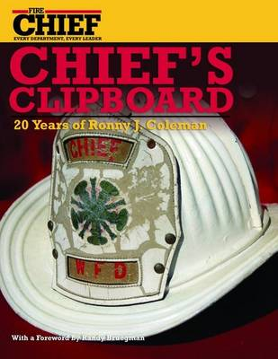 Chief's Clipboard: 20 Years of Ronny J. Coleman (Paperback)