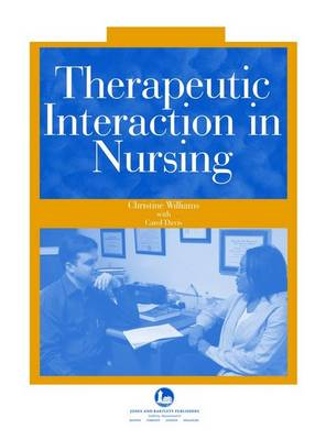 Therapeutic Interaction in Nursing (Paperback)