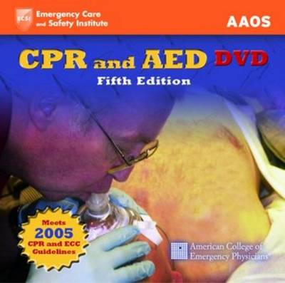 CPR and AED (DVD)