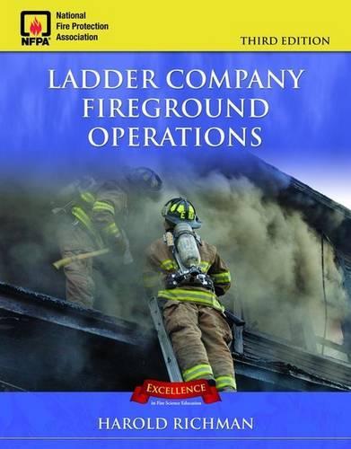Ladder Company Fireground Operations (Paperback)