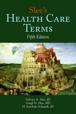 Slee's Health Care Terms (Paperback)