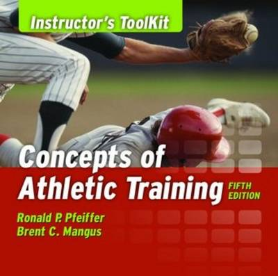 Concepts of Athletic Training: Instructor's Tool Kit (CD-ROM)