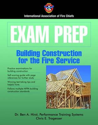 Exam Prep: Building Construction For The Fire Service (Paperback)
