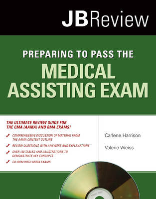Preparing To Pass The Medical Assisting Exam (Paperback)