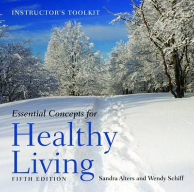 Essential Concepts for Healthy Living: Instructor's Toolkit (CD-ROM)