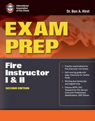 Exam Prep: Fire Instructor I & II (Paperback)