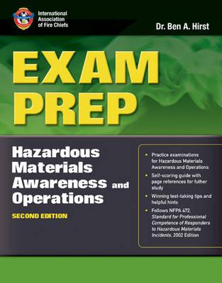 Exam Prep: Hazardous Materials Awareness And Operations (Paperback)