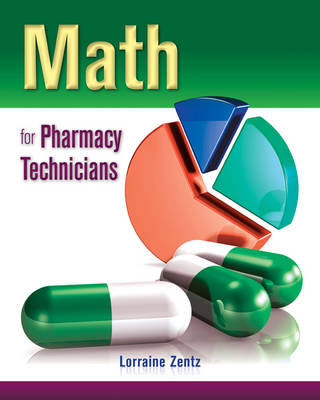 Math for Pharmacy Technicians: Instructors Resource (Paperback)
