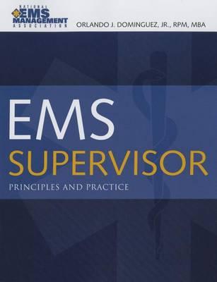 EMS Supervisor (Paperback)