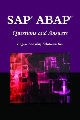 SAP (R) ABAP (TM) Questions And Answers (Paperback)