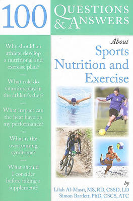 100 Questions And Answers About Sports Nutrition & Exercise (Paperback)