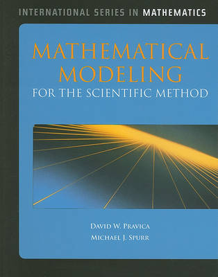 Mathematical Modeling for the Scientific Method (Hardback)