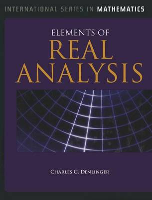 Elements Of Real Analysis (Paperback)