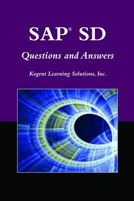SAP SD Questions And Answers (Paperback)