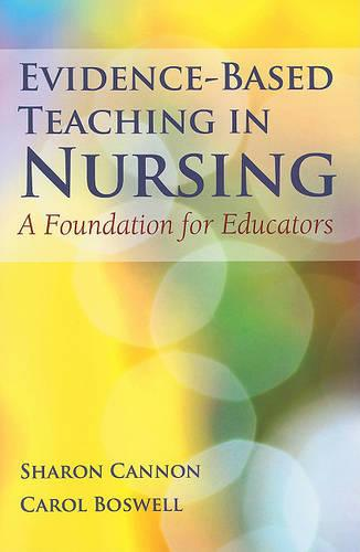 Evidence-based Teaching in Nursing (Paperback)