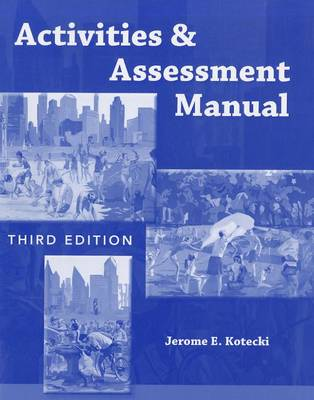 Physical Activity and Health: Activities and Assessment Manual (Paperback)