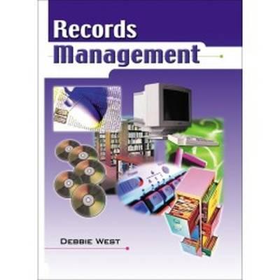 Records Management: Text (Paperback)