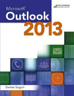 Microsoft (R) Outlook 2013: Text (Paperback)