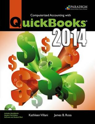Computerized Accounting with QuickBooks (R) 2014: eBook with 140-day Trial CD (code via mail) (Paperback)