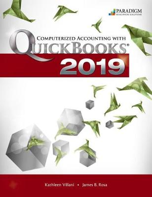 Computerized Accounting with QuickBooks Online 2019 - Desktop Edition: Text (Paperback)
