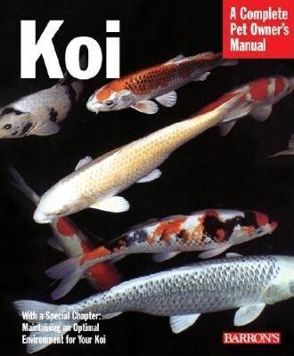 Koi - Complete Pet Owner's Manual (Paperback)