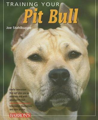 Training Your Pit Bull - Training Your Dog (Paperback)