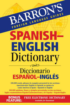 Spanish-English Dictionary - Foreign Language Guides (Paperback)