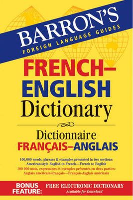 French-English Dictionary - Foreign Language Guides (Paperback)