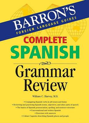 Complete Spanish Review (Paperback)