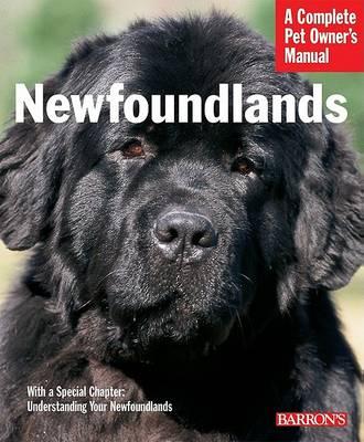 Newfoundlands - Complete Pet Owner's Manual (Paperback)