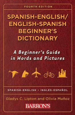 Spanish Beginner's Bilingual Dictionary (Paperback)