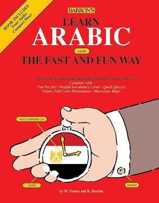 Learn Arabic the Fast and Fun Way with Audio CDs - Barron's Fast and Fun Foreign Languages (Paperback)